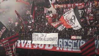 Milan Catania 4-0 Curva Sud Milano