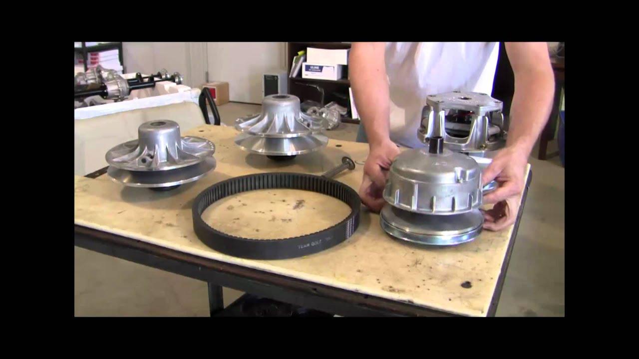Gas Ezgo Solenoid Wiring Diagram Team Industries Golf Car Clutching Youtube