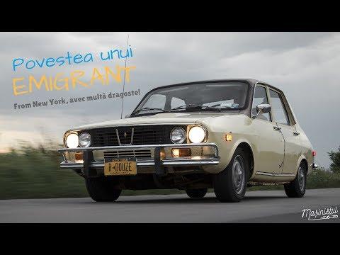Renault 12 R DOUZE – Povestea unui emigrant