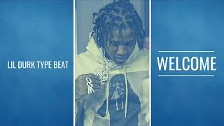 "Lil Durk x Chief Keef Type Beat - ""WELCOME"" (prod. By LZ Beats)"