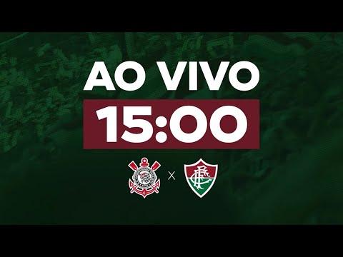 #FluTVLive - Corinthians x Fluminense