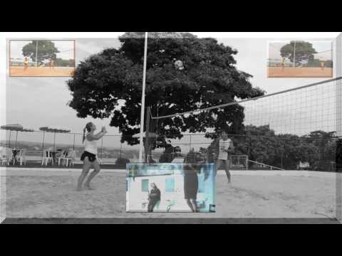 FootVolley - Umpla from September 2017 with Stones - Saint of Me