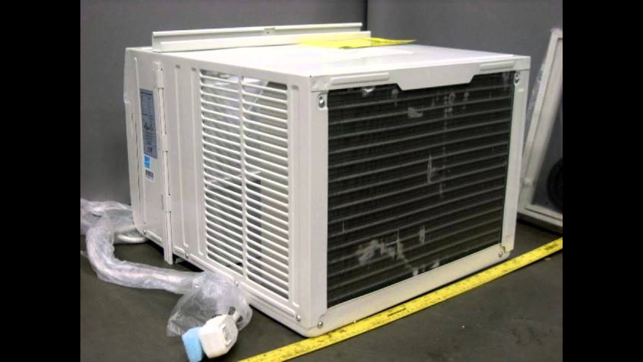 kenmore up right air conditioner how to work