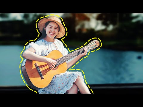 Photoshop Tutorial l How to create a Dashed and Dotted Outline thumbnail