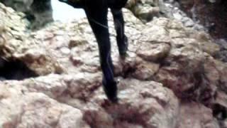 Buceo Cumbre del sol Cueva