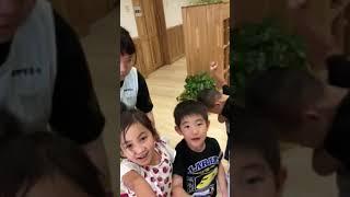 #tripwithskip Kindergarten bye bye Martin san 052918