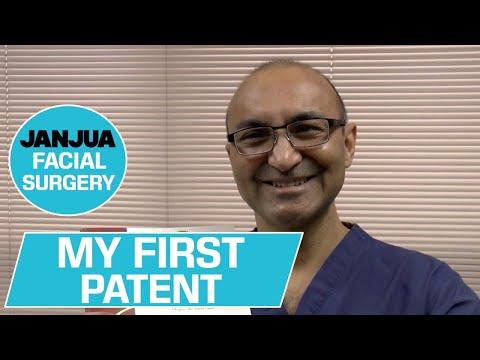 MY FIRST PATENT - DR. TANVEER JANJUA - NEW JERSEY