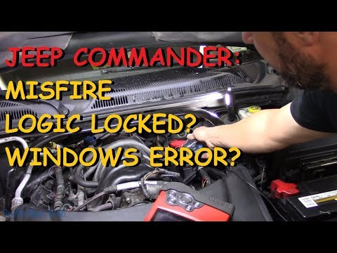 Jeep Commander: Dead Misfire / No Parts Needed