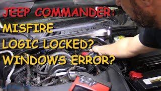 Jeep Commander: Dead Misfire / No Parts Needed