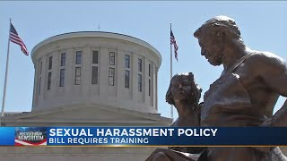 Formal legislation introduced to address sexual harassment at Ohio Statehouse