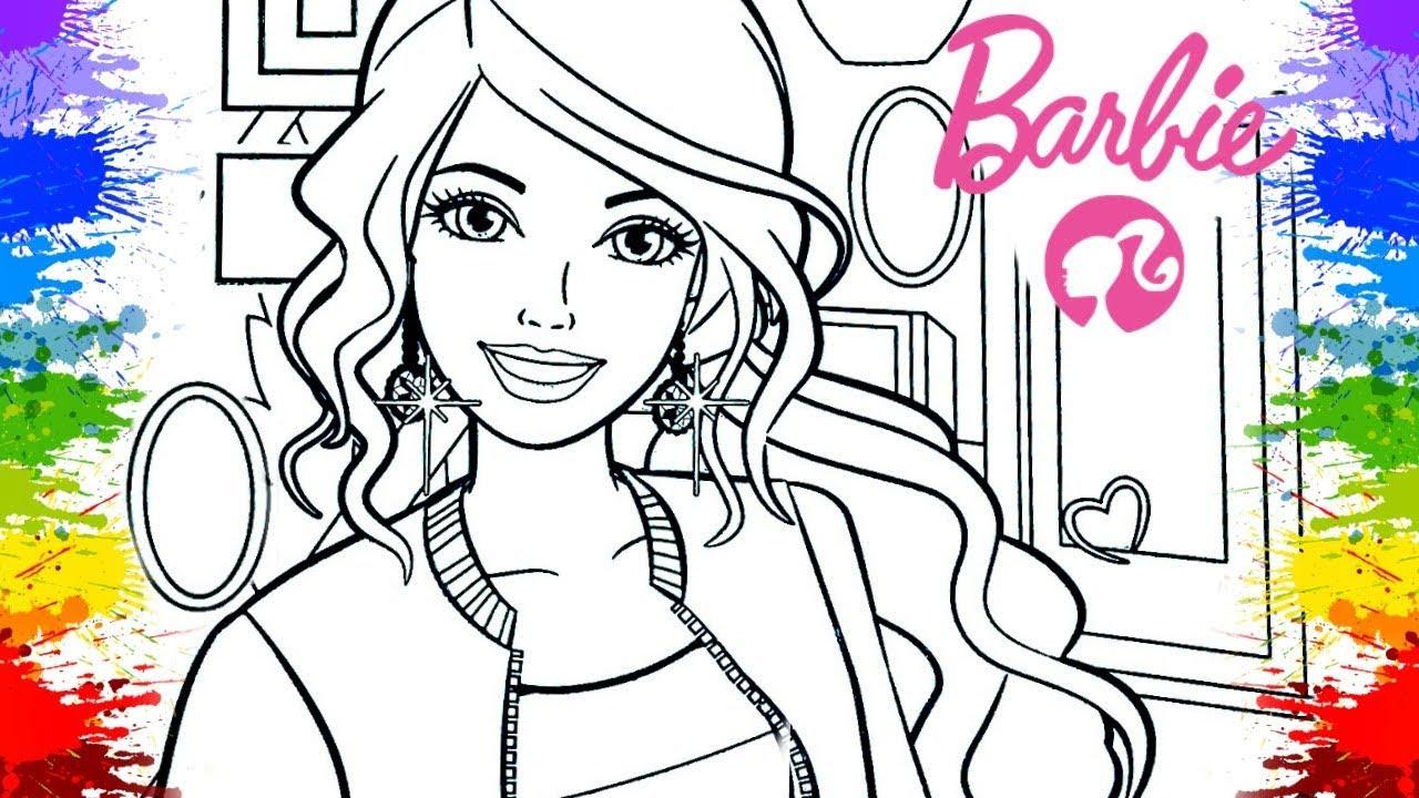 Desenho Da Barbie Dreams Life In The Dreamhouse Barbie Cartoon