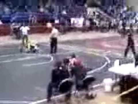 Ryan lackey wrestling at oklahoma state 09'