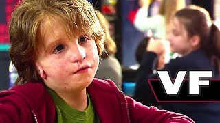 WONDER Bande Annonce VF ✩ Owen Wilson, Julia Roberts (2017)