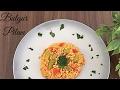 Bulgur Pilavı Tarifi - Pratik Yemek Tarifleri - Melis'in Mutfağı