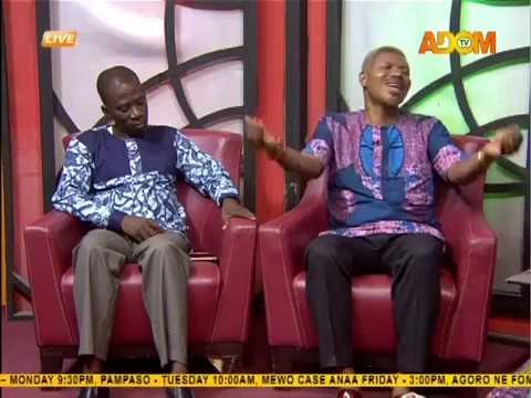 Odo Ahomaso on Adom TV (4-8-18)