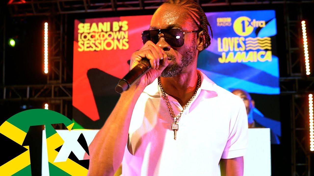 Bounty Killer Lockdown Session   BBC 1Xtra In Jamaica