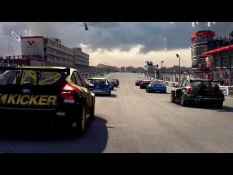 Grid autosport ( 1. Rész  )