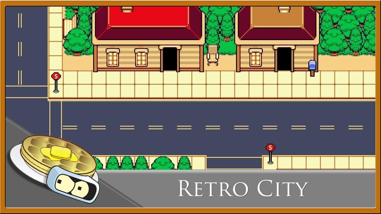 Retro City COMPLETE Speed Development - RPG Maker MV