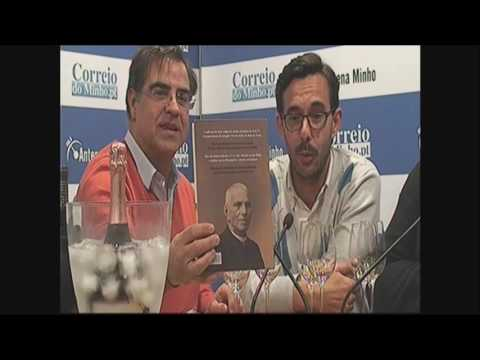 À Mesa Com     Pedro Nunes do programa Imperdíveis do Porto Canal