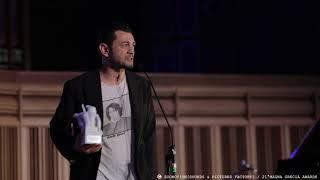 Premiazione Magna Grecia Awards - VINICIO MARCHIONI