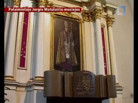 Marijampolėje piligrimus trauks naujas muziejus su Palaimintojo Jurgio Matulaičio daiktais