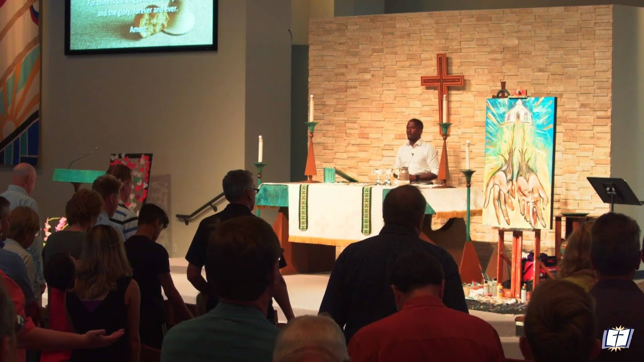 Living Word Lutheran Church Dedication Service - YouTube