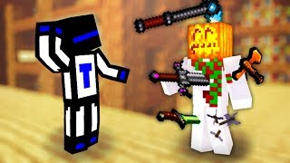 МАНЬЯКУ ПОПАЛСЯ БЕССМЕРТНЫЙ ИГРОК, КАК ТАКОЕ ВОЗМОЖНО?! ( Minecraft Murder Mystery )