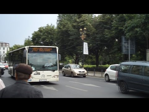 Bucharest Airport Bus to & from City Centre