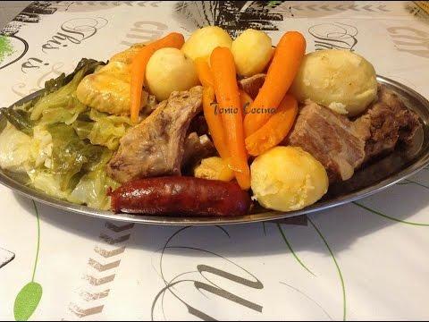 Caldo O Cocido Gallego | Receta De La Abuela