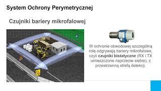 System ochrony perymetrycznej