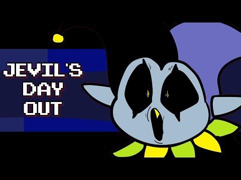 Jevil's day out