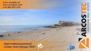 что такое НИЕ (NIE) - Идентификационый номер иностранца в Испании
