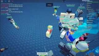 Meeting Shedletsky and Loleris in Roblox