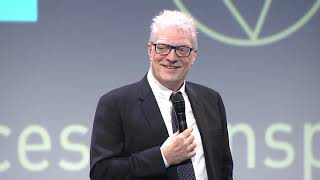 Transforming the Future of Education - Sir Ken Robinson, at USI