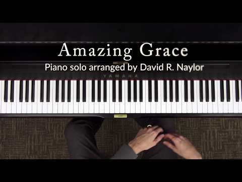 Amazing Grace performed by Joseph Hoffman - Hoffman Academy