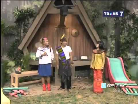OVJ   Opera Van Java   24 Jan 2014   Asal Usul Batu Gantung part1   YouTube