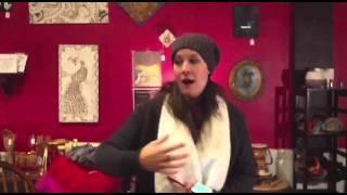 Ask a Medium with Rev. Ivy Rivera. Live Usream show 1/3/16