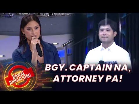 Brgy. Captain Na, Lawyer Pa   Bawal Judgmental   June 19, 2020