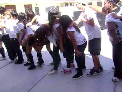 lucerne valley high school...dance...