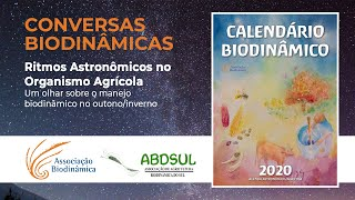 Ritmos Astronômicos no Organismo Agrícola [CONVERSAS BIODINÂMICAS]