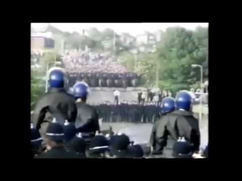 The Miners Strike - 1984