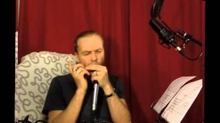 Game of Thrones (Harmonica Cover) - Игра престолов на губной гармошке