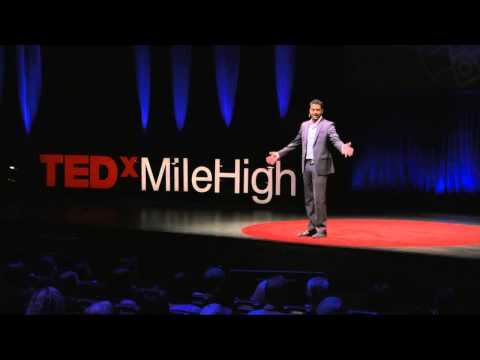 What Love Can Teach us About Tackling the Impossible | Teju Ravilochan | TEDxMileHigh