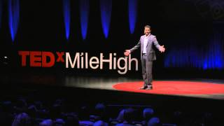 What Love Can Teach us About Tackling the Impossible  Teju Ravilochan  TEDxMileHigh