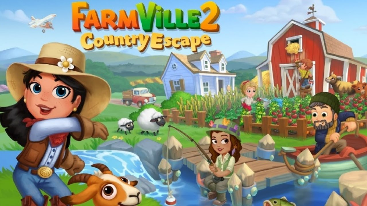 ���� FarmVille 2 Country Escape v4.5.780 ����� ����� (�����)