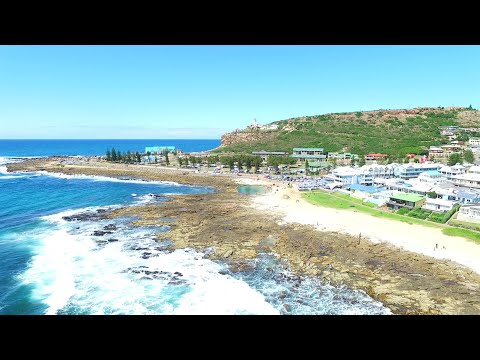 Mossel Bay - View from a Drone