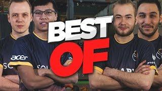 BEST OF FORTNITE FR #5 ►SOLARY TEAM avec KINSTAAR YOSHI MZQQ & HUNTER