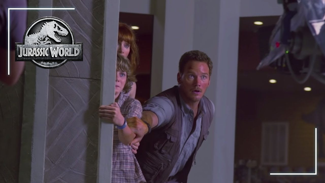 Jurassic World: Final Battle (Behind the Scenes) #1