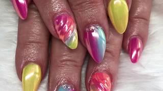 Unicorns And Rainbows | Acrylic Nails