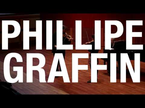 Phillipe Graffin – Master Class